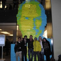 Steve Jobs Post-it